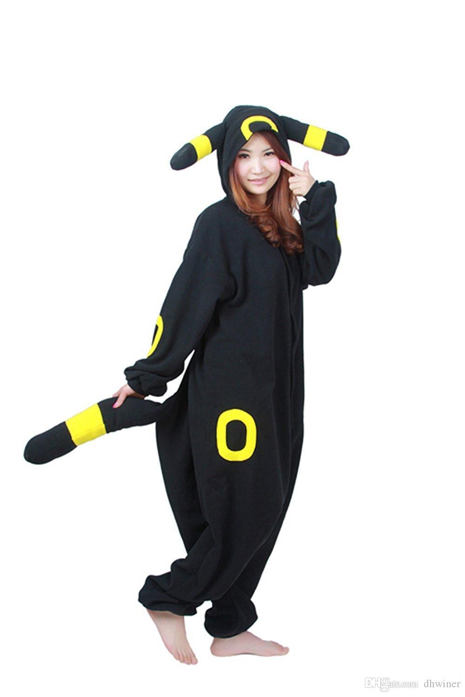 Unisex Adult Anime Sleepsuit Animal Costume Cosplay Lounge Wear Onesie Pajamas
