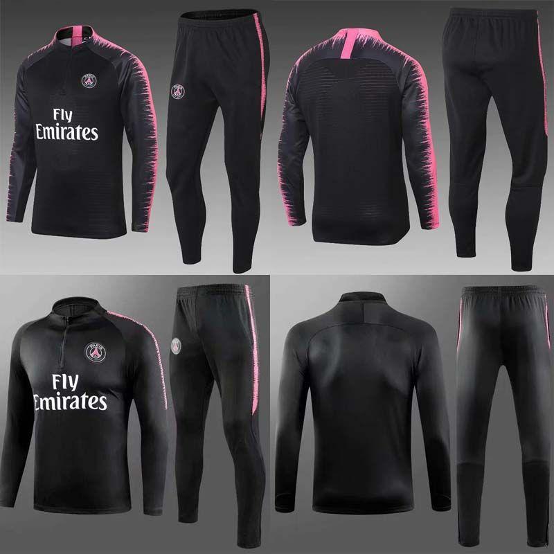 Compre Nuevo Paris Saint Germain Chándal 2018 2019 87501db708451