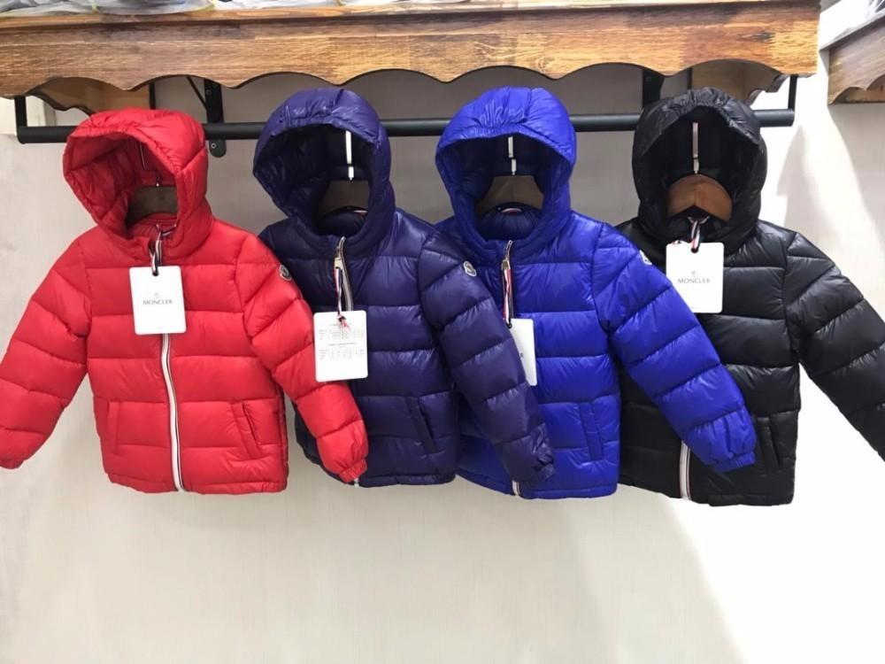 bde0adcde Brand Down Jacket Boys Children Down Baby Coats Jackets Boys Kids ...