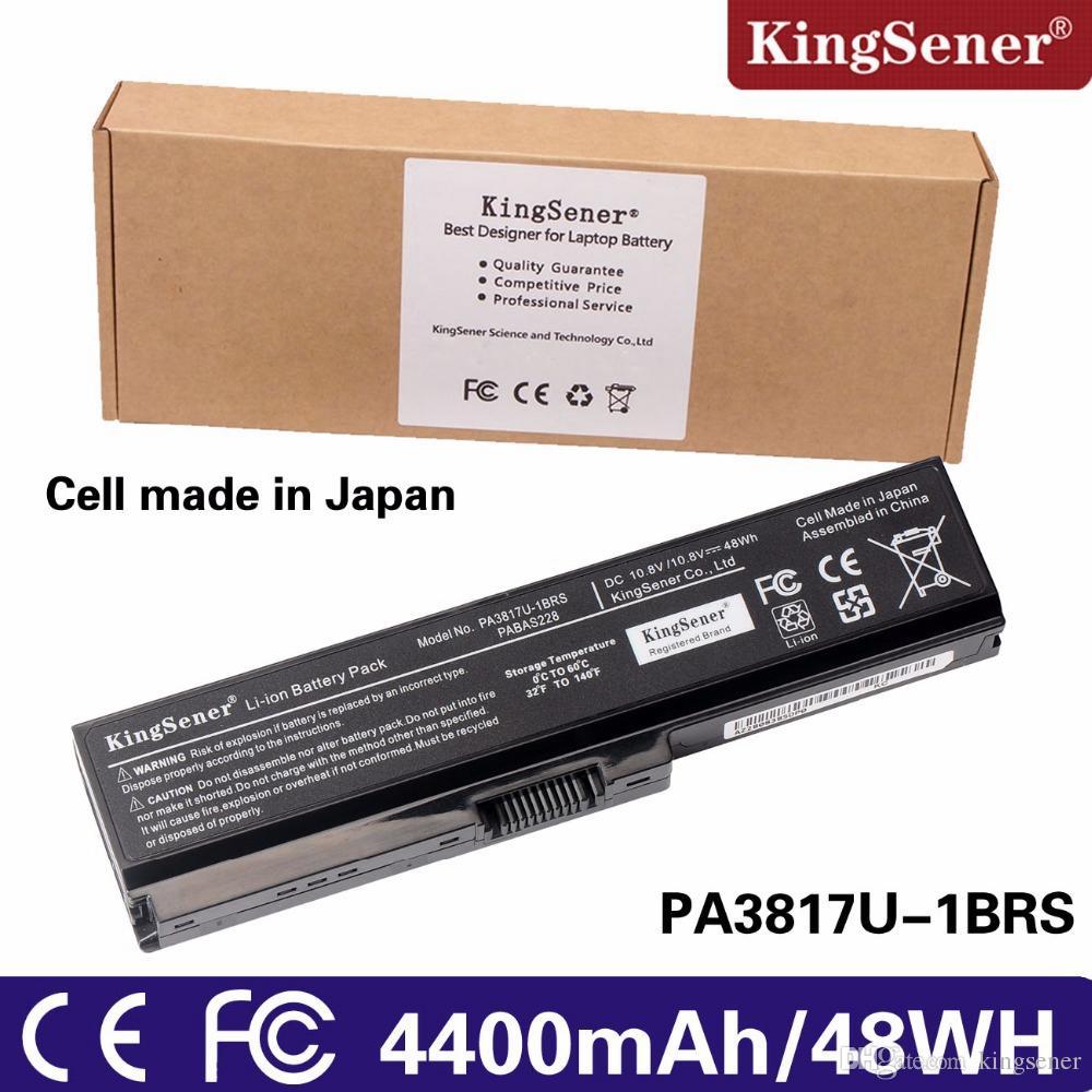 Toshiba Baterai Satellite L730 L735 L740 L745 L770 L755 Spec Dan Batre C600 C640 L750 L775 3817 Pa3817 Original Kingsener Pa3817u Laptop Battery For L630 L650 L645 L655 L600 L700