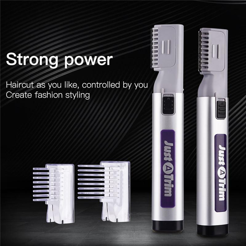Haircut Style Electric Clipper Styling Tools Just A Trim Hair