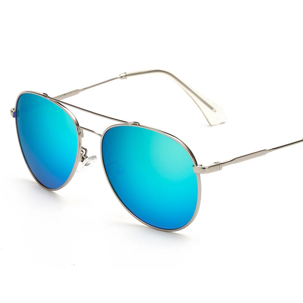 7d2e9d9a0 Compre Mulheres / Homens Polarizados Óculos De Sol Armação De Metal Óculos  De Proteção UV Lente Colorida De Heheda1, $35.9 | Pt.Dhgate.Com