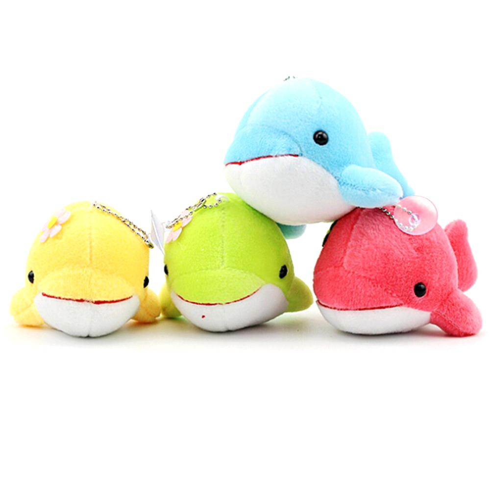 Hot 10cm/12cm Whale Plush Stuffed TOY , Stuffed Animal Dolphin Plush Toys dolls