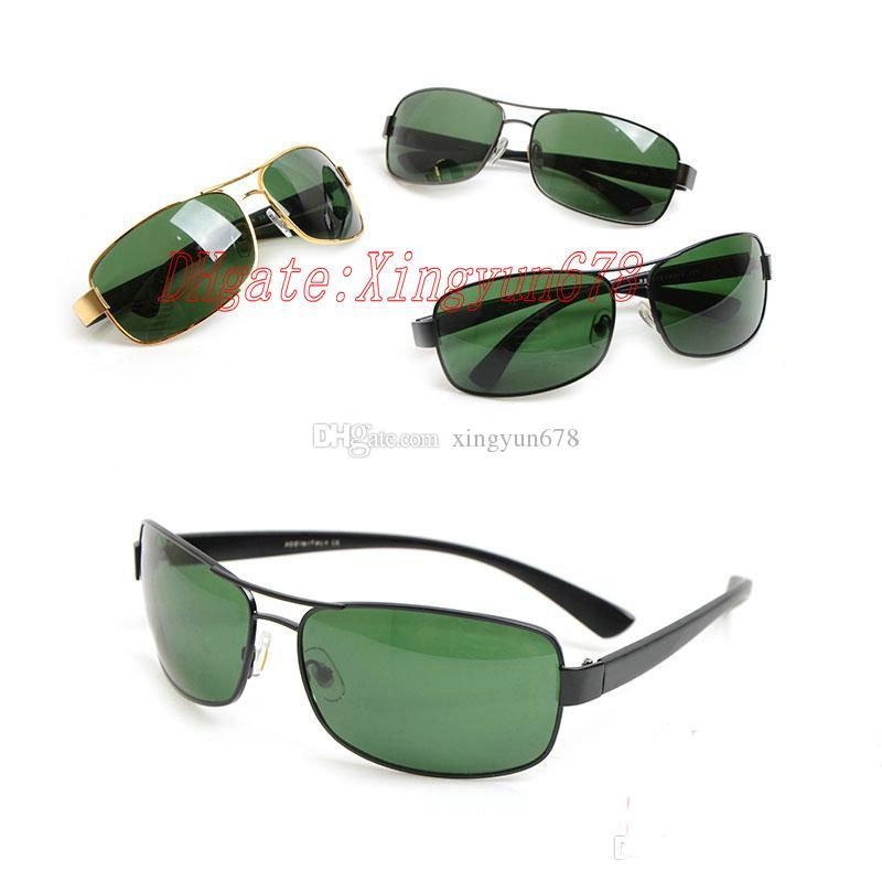 Uomo preferiti ® Occhiali da sole fashion-Unisex Occhiali Da Pilota Occhiali