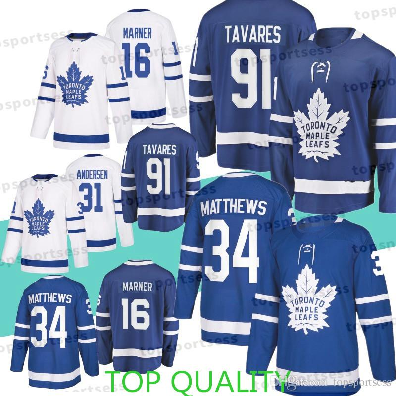 16 Mitch Marner Jersey Toronto Maple Leafs 34 Auston Matthews WOMEN YOUTH  Men Embroidery Hockey Jersey 2019 New 91 John Tavares 16 Mitch Marner 34  Auston ... 644745d47