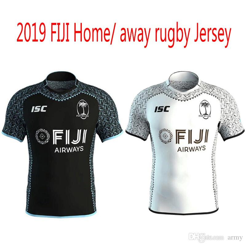 6f35ea0d216 2019 New FIJI Home Away Rugby Jerseys NRL National Rugby League Shirt Nrl  Jersey 18 19 Fiji Shirts From Army, $15.23 | DHgate.Com