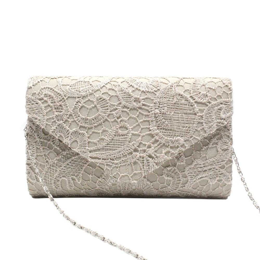 af73bbdb30 2018 Sexy Women Lace Clutch Bag High Class Wedding Party Night Club Design Evening  Bag Charming Female Ladies Handbag Designer Handbag Cute Handbags From ...
