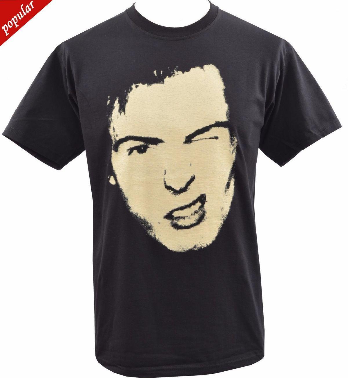 Snarl 1977 Shirt Mens S Rock Vicious 5xl T Punk Sid English 24 Black rdtChsQ