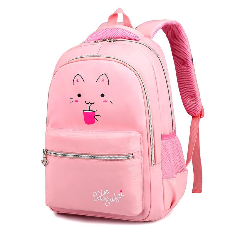 Zhuhaitf Kids Stationery Book Backpack School Rucksack and Pen Bag for Teenage