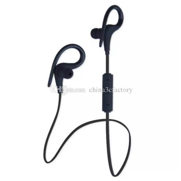 with retail package bt1 BT-1 Tour Earphone Bluetooth Sport headphone Stereo Over-Ear Wireless Neckband Headset with Mic for Cellphone