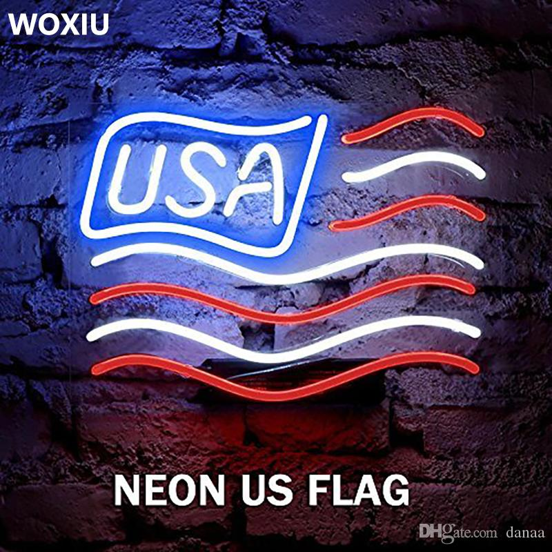 2019 Woxiu Strip Neon Led Light Glow El Wire Rope Party String Tube Car Controller Decor Dance Home Wedding 5m Battery Operated Luminescent From