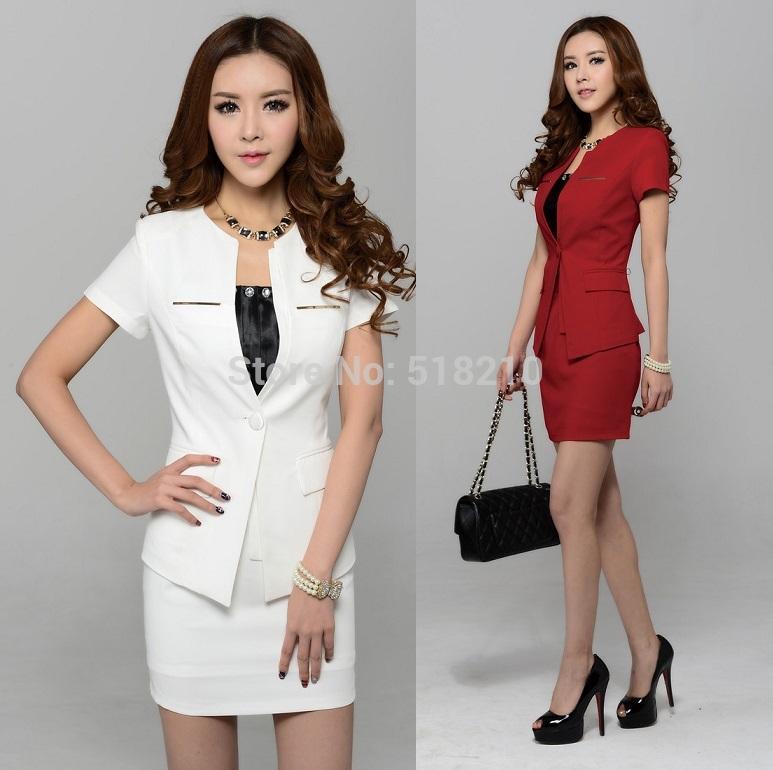 Jupe En Acheter Veste Costumes Pour D'affaires Avec Femmes Blazer hCBsdrxtQ