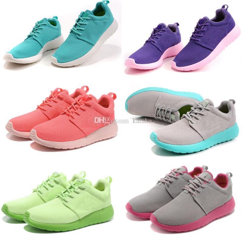 buy popular 48f6e 105ed Acheter Vente Chaude Londres Courir 2.0 Chaussures De Course Pour Femmes  Sport London Olympic Chaussures Femme Trainers Sneakers Courir Taille 36 40  De ...
