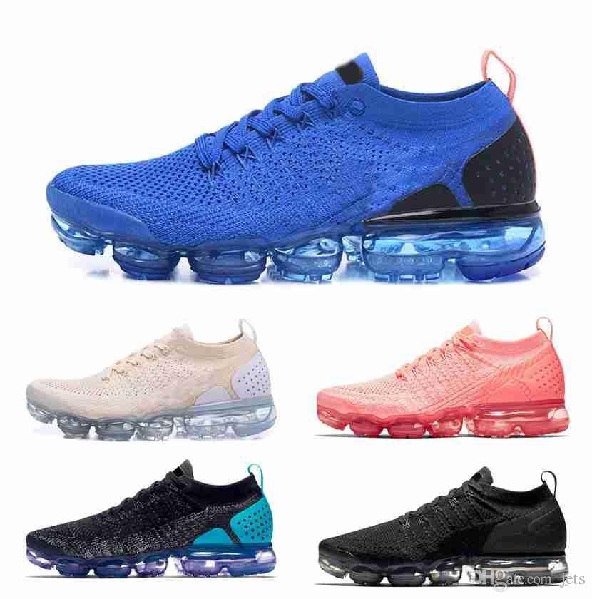 b1bb69a161f 2018 Yeni Hava Gökkuşağı Kadın Spor Ayakkabı 2.0 erkek ayakkabı  OLABILIRSINIZ BEYAZ Altın Beyaz Kırmızı Pembe Tasarımcı Koşu ...