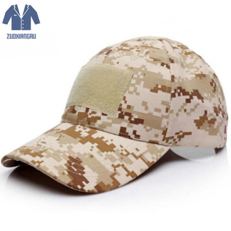 Multicam Digital Camo Tactical Cap Special Force Tactical Operator Hat  Contractor Swat Baseball Hat Cap Us Corps Marpat Acu