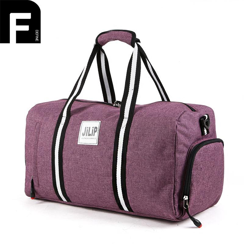 Unisex Large Capacity Oxford Fabric Travel Bag Men Weekend Duffle Bag Short  Trip Luggage Tote Women Travel Shoulder Handbag Childs Suitcase Dakine  Suitcase ... 43059a00e5e55