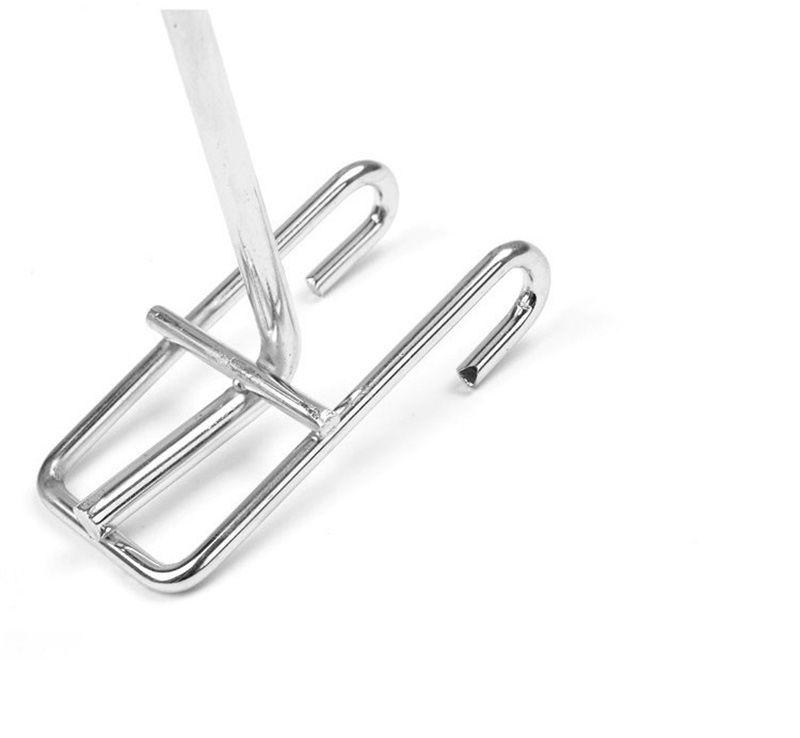 Creative Mini Ornament Pendant Storage Holders Metal Shop Display Use Hooks Multi Size Peg Board Racks Hot Sale 1yl8 Z