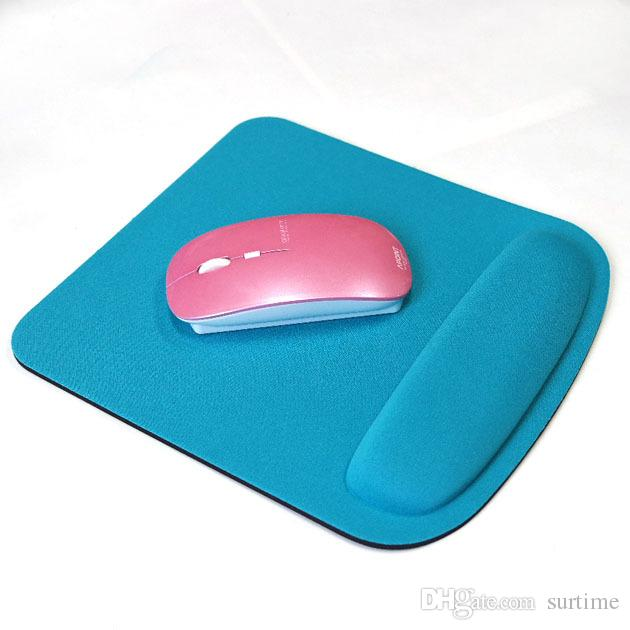 Professional Thicken Square Comfy Wrist Mechanical Mouse Pad for Optical/Trackball Mat Mice Pad Computer for Sponge Cloth
