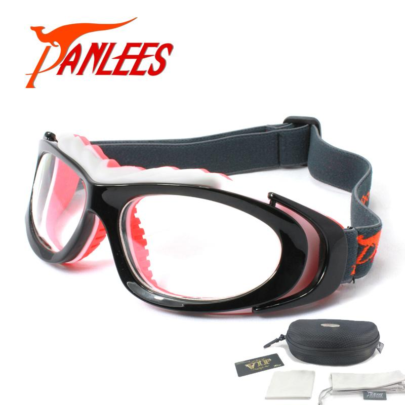071e4d8475 2019 Panlees Sports Design Soccer Basketball Football Prescription Optical  Lenses Men Women Elastic Band Strap Safety Goggles From Yvonna