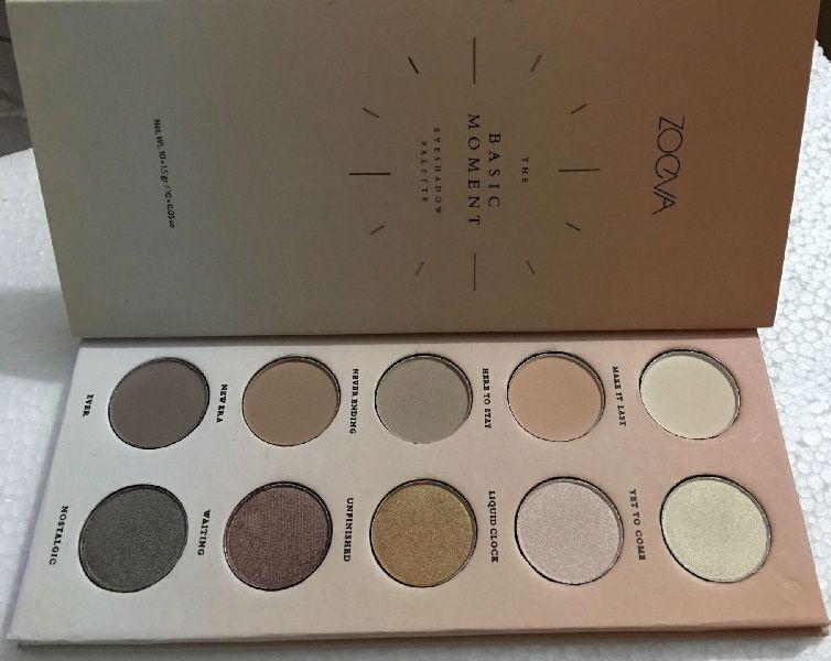 Z.O.EVA sombra de ojos paleta metales mezclados / Cacao Mezcla / Rosa de Oro / Naturally Yours / RODEO BELLE / SMOKY Nake sombra de ojos