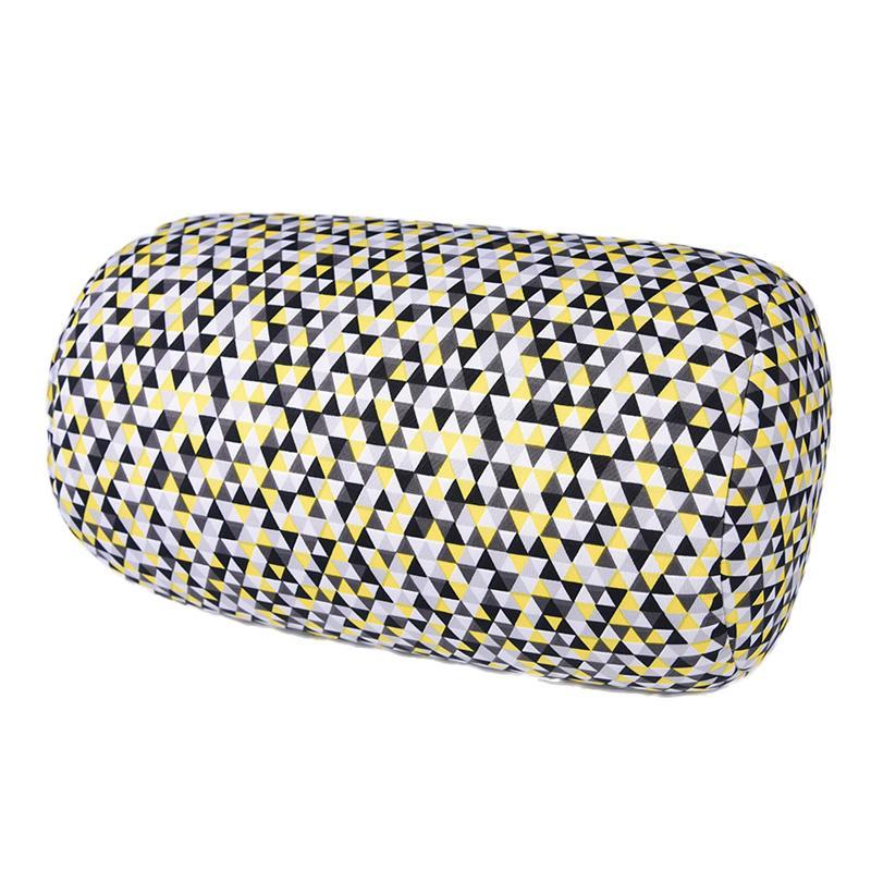 Pleasing Soft Roll Pillow Microbead Cushion Home Car Seat Head Rest Neck Support Relax Machost Co Dining Chair Design Ideas Machostcouk