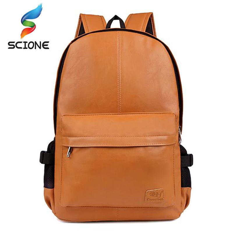 2019 Outdoor Top Pu Men Sports Gym Bags Travel Backpack School Bags