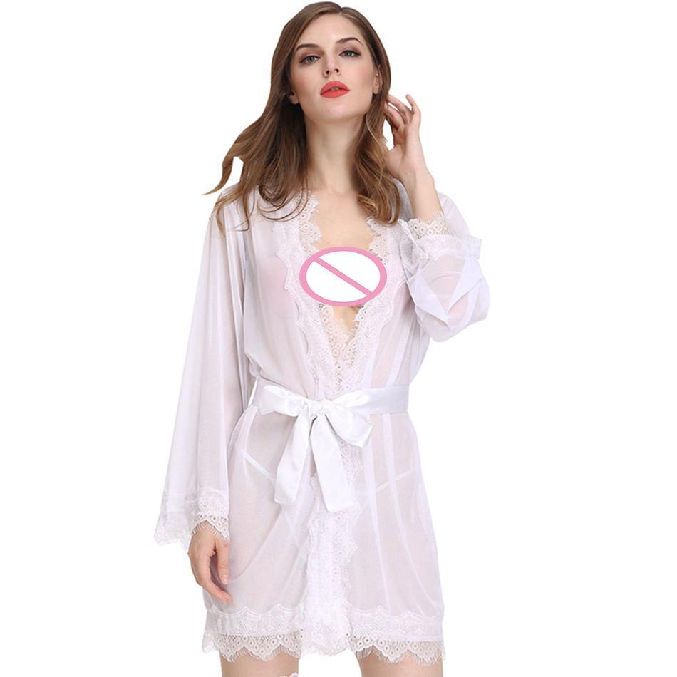 نساء جنس مثير ملابس ساخنة كأس المفتوحة البرازيلي السيدات الرباط شفاف ملابس المثيرة ليلة رداء اللباس الملابس الداخلية النسائية مثير زائد الحجم