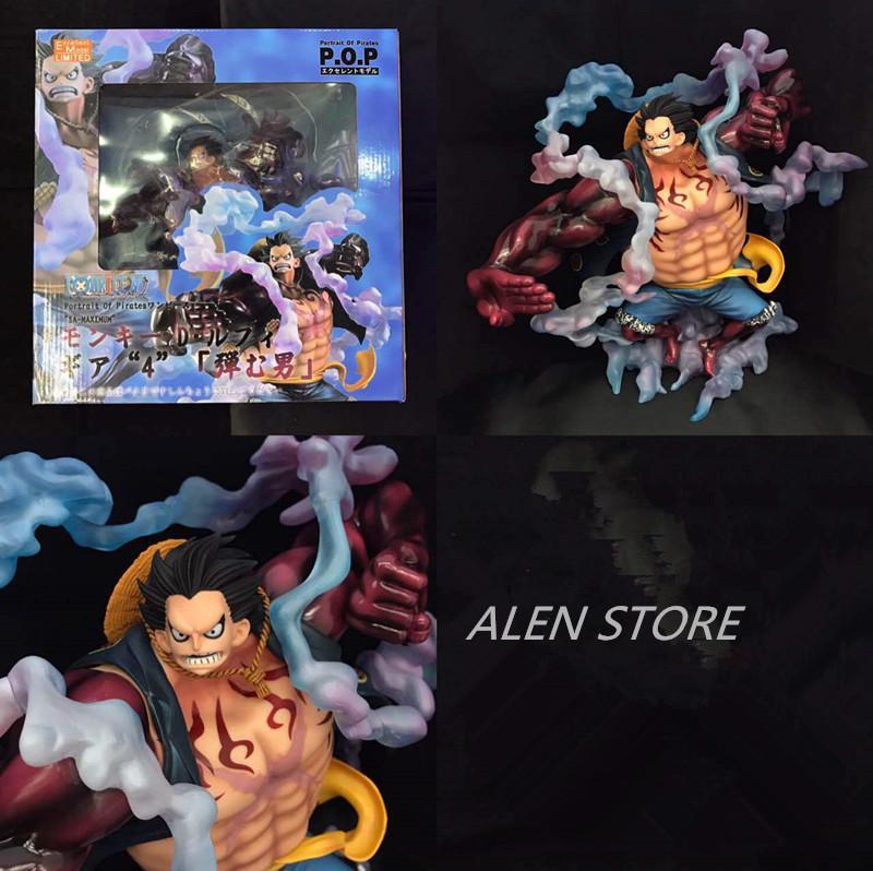 Grosshandel Alen 11 One Piece Anime P O P Affe D Luffy Getriebe 4