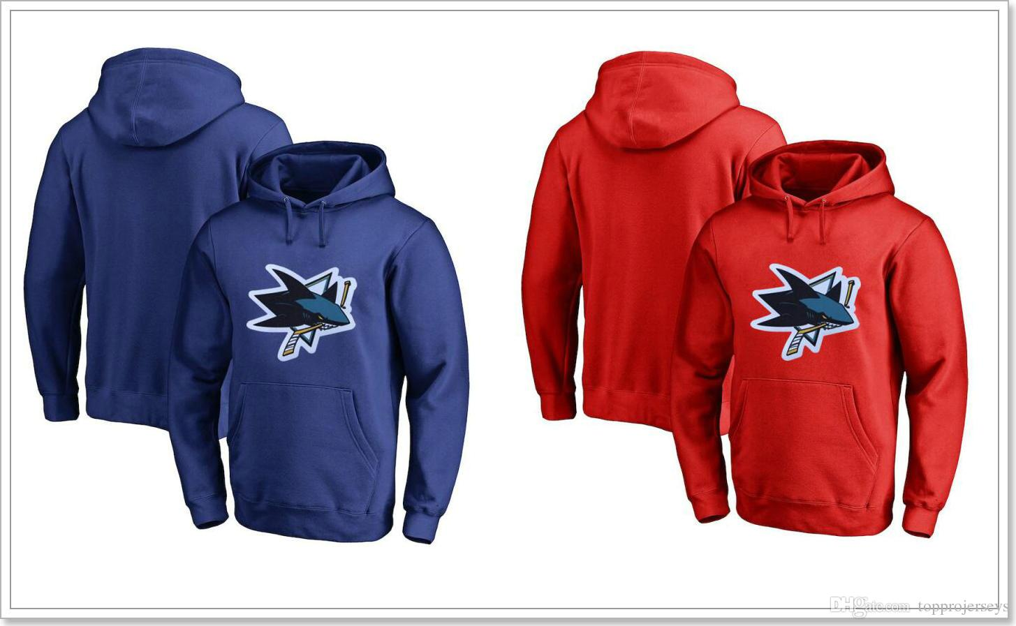 2019 2018 19 San Jose Sharks Mens Vintage Ice Hockey Shirts Sweaters  Uniforms Hoodies Stitched Embroidery Blank Cheap Sports Jerseys On Sale  From ... 081245c57