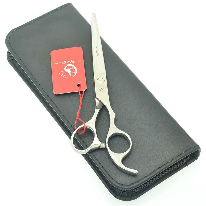 Meisha 7.0 Inch Professional Hairdressing Scissors Cutting Tesoura Human & Dog Hair Shear Hair Thinning Tesoura Hairdressers Razors HA0402