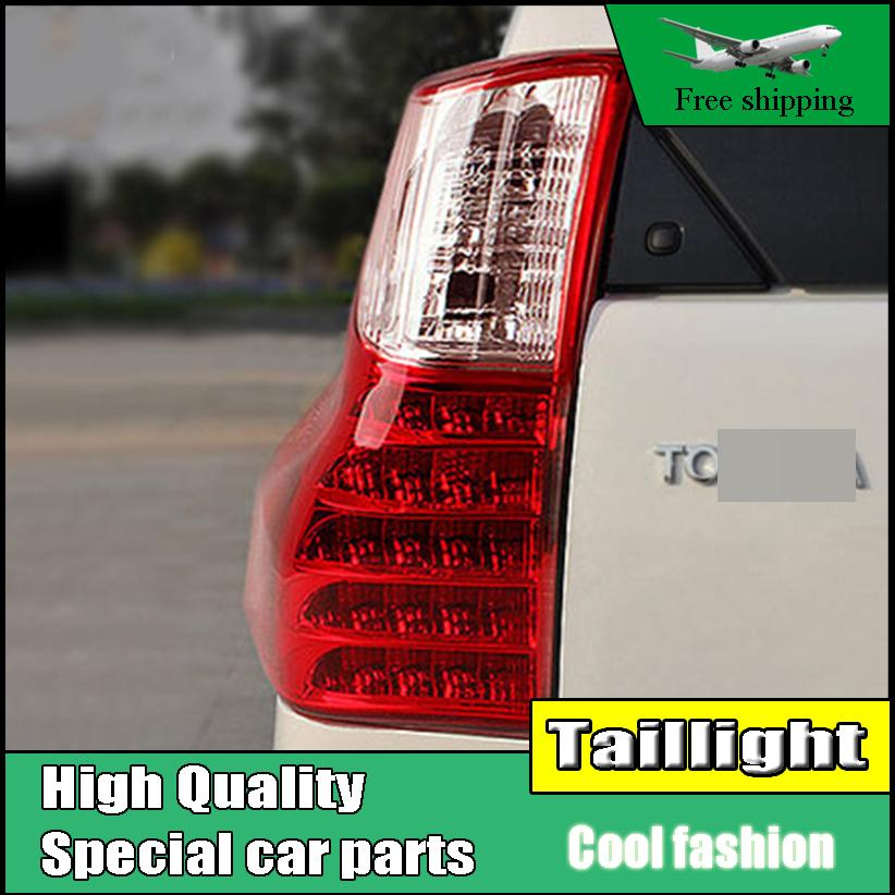 2018 car styling tail lights for toyota prado fj150 2010 2016 Camry Tail Lights 2018 car styling tail lights for toyota prado fj150 2010 2016 taillights led tail light rear l drl brake signal auto accessories from ruxiantrading