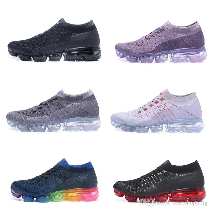 2019 TN Mens Running Shoes For Men Sneakers Women Fashion Athletic Sport Shoe Hot Corss Hiking Jogging Walking Outdoor Shoe Size:36-45