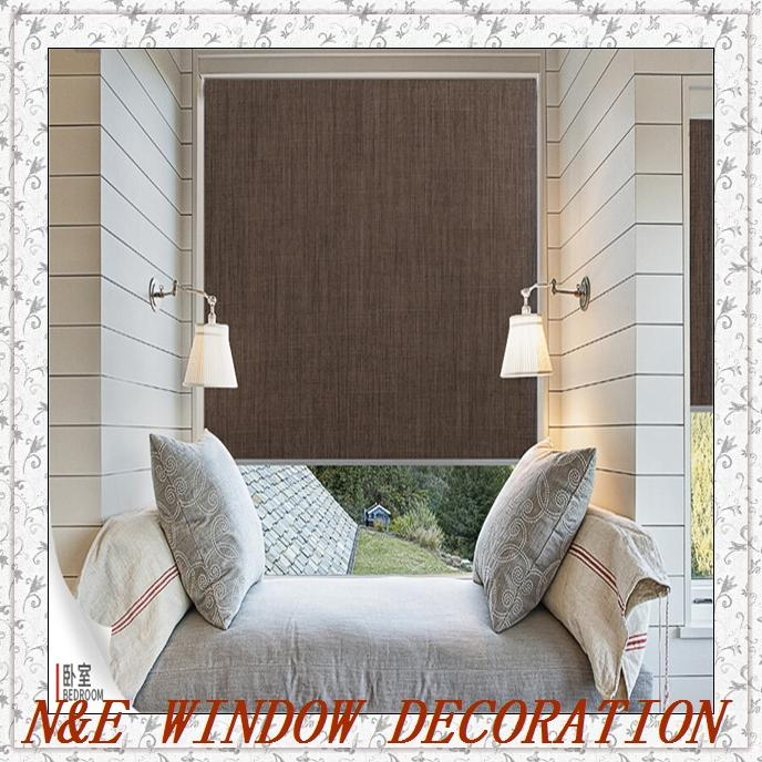 Best Customized Size High Quality Livingroom/Office Window Blinds 100%  Blackout Roller Blinds Customized Size Under $64.56 | Dhgate.Com