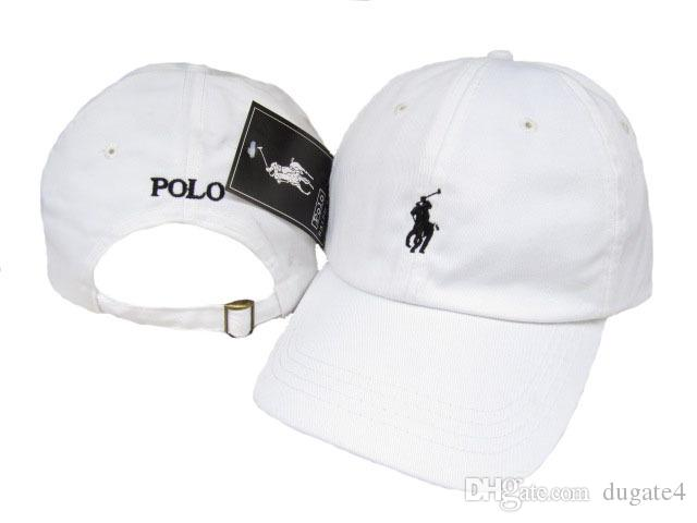 NEW 2018 Polos Adjustable Plain Golf Cap Women And Men Baseball Hats  Fashion Ball Caps Good Quality Hatland Brixton Hats From Dugate4 d0ee30a443