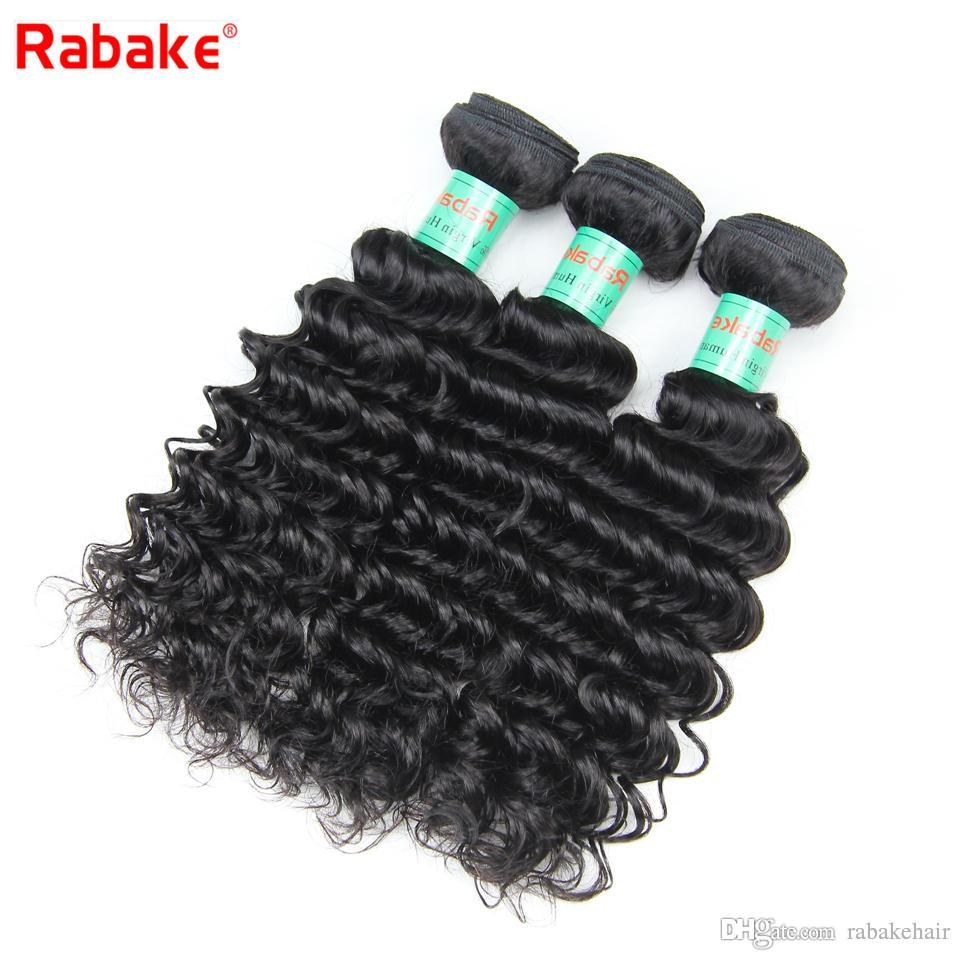 8A Grade Brazilian Virign Hair Bundles Deep Wave Deep Curly Wholesale Cheap 100% Unprocessed Brazilian Virgin Human Hair Weave Bundles Deals