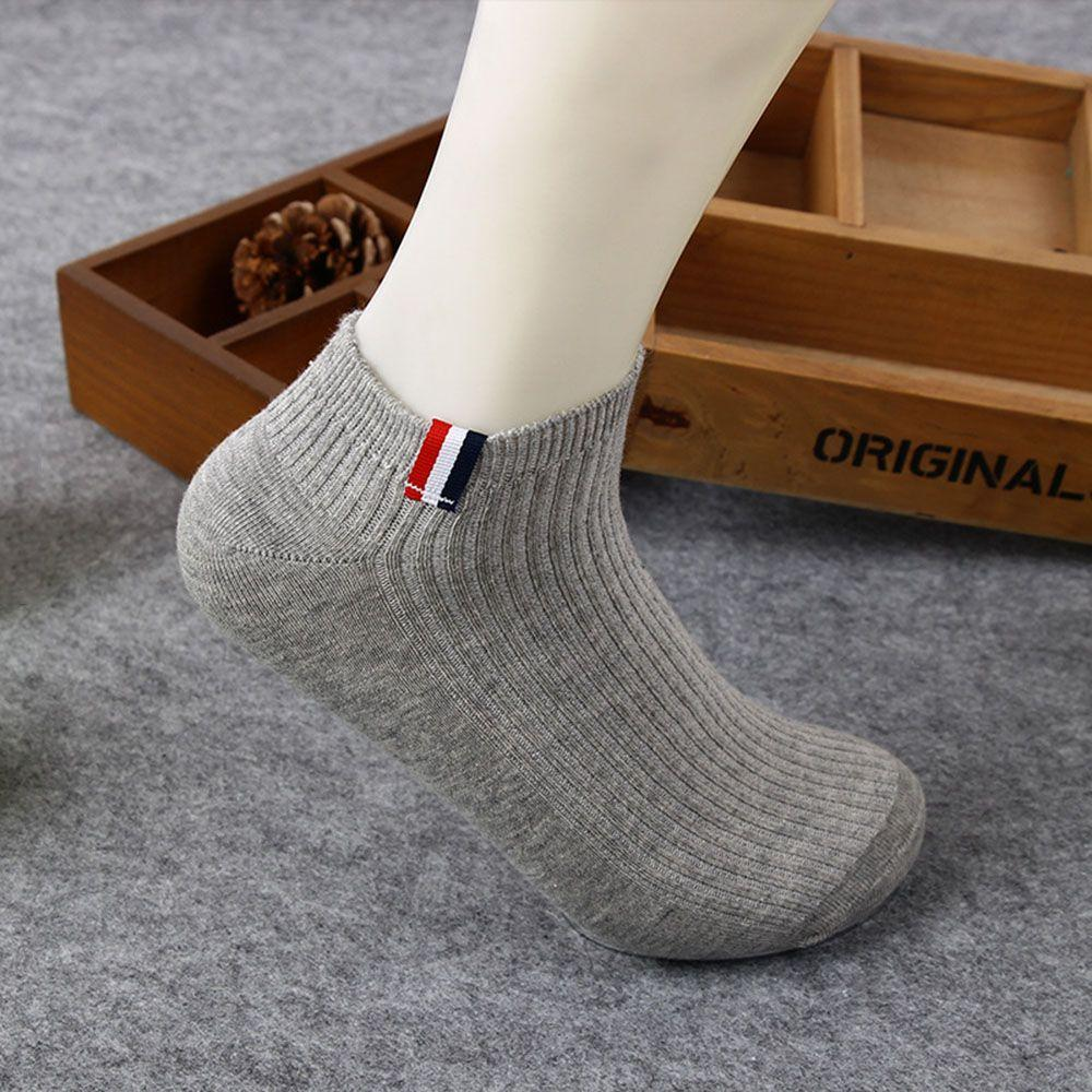51ea5399b5be 2019 Mens Sport Cotton Socks Short Crew Ankle Low Cut Socks New Sports From  Duriang