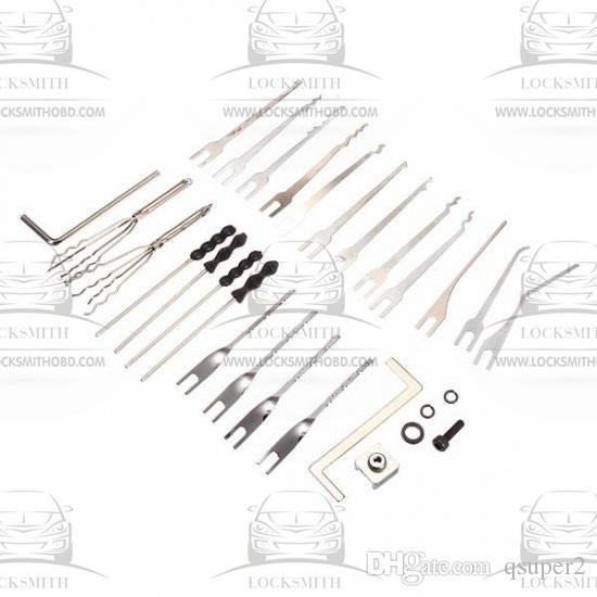 KLOM Cordless Electric Lock Pick Gun Auto Lock Picks Tools Pick Guns