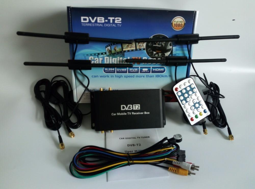Acquista car tv tuner dab autoradio digitale mobile tv ricevitore