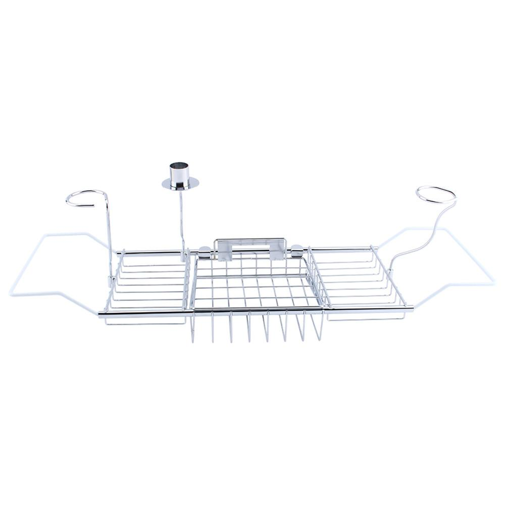 2018 Home Organization Storage Holders Racks Bathroom Bath Shower ...