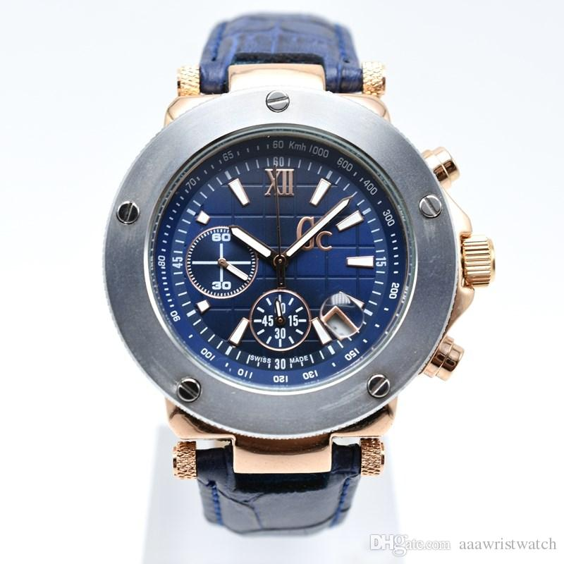 ultra modische mobel altamoda italien, hot selling fashion dress brand gc men leather chronograph watch, Design ideen