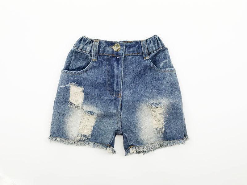 Meninas Vestido De Meninas Shorts Designer Marca Crianças Da Criança Dos Miúdos Do Bebê Meninas Roupas De Verão Vestido De Caça De Andorinha + Shorts Jeans Conjunto