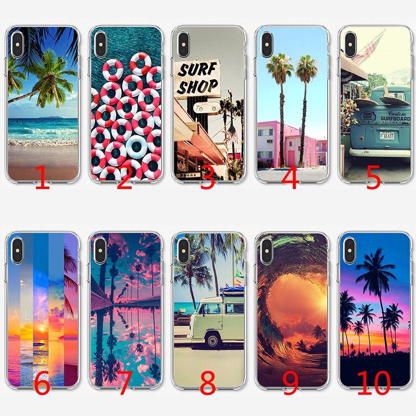 coque iphone xr summer