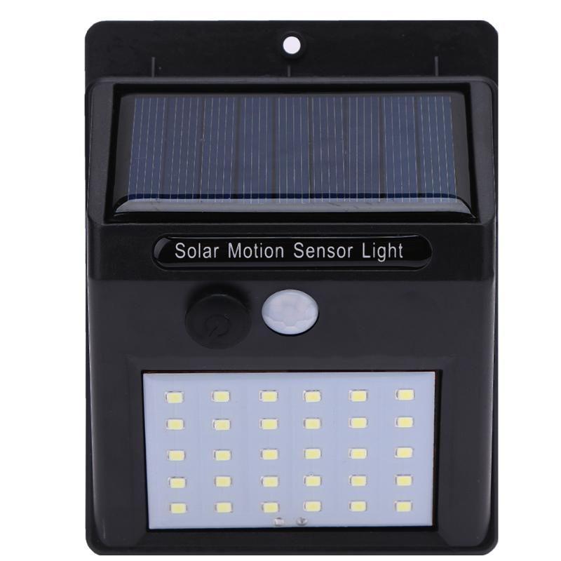 12 16 20 LED Güneş Enerjisi PIR Hareket Sensörü Duvar Işık Açık Suya Sokak Yard Yolu Ev Bahçe Güvenlik Lambası Enerji Tasarrufu