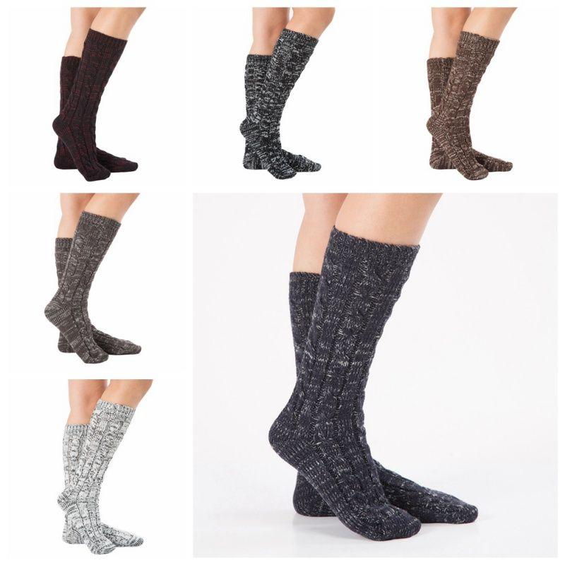 352e8e600 2019 *Sport Socks Long Tube Boot Socks Knit Christmas Gift Stretch Thicken Anti  Slip Warm Home Hosiery Footwear From Jingtianwat, $39.85 | DHgate.Com