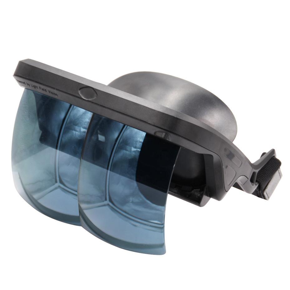 Compre Nova Caixa De AR 3d Óculos De Realidade Aumentada Óculos AR Caixa  Efeito Holográfico Capacete Inteligente 3 D VR Para Android 4.5 5.5  Polegadas Tela ... e1ab07a726
