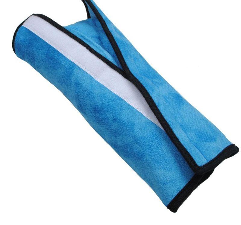 Cinto de segurança Travesseiro Almofadas Crianças Auto Travesseiro Cinto de Segurança Do Carro Proteger Ombro Almofada Do Assento Do Veículo Decorativo Travesseiro 5 Cor WX-S01