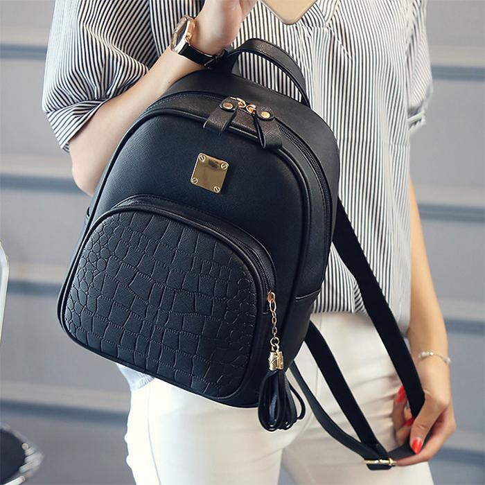 610d33662c29 Mini Backpack Feminine Swiss Pack Bag Small For Bagpack Women Sac Leather  Travel Korean Men Fashion Style Dos Man Bags Satchel Bags From Cutemerry