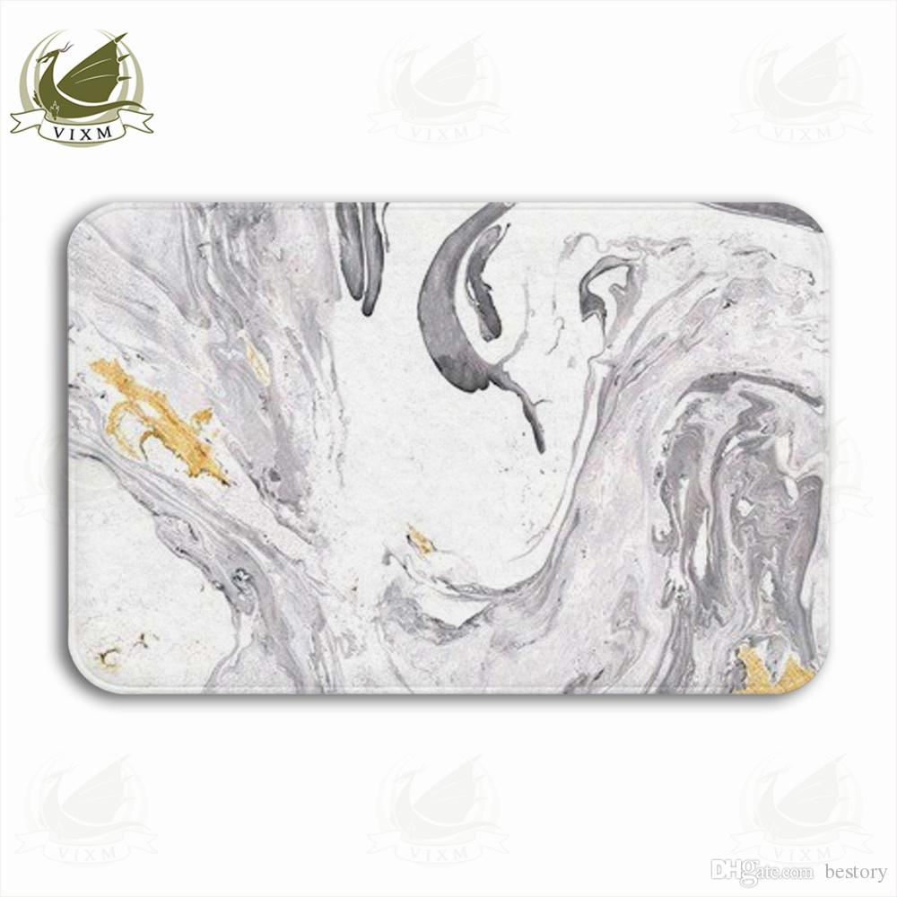 Super Vixm Ink Marble Texture Abstract Painting Beautiful Abstract Welcome Door Mat Rugs Flannel Anti Slip Entrance Indoor Kitchen Bath Carpet Home Remodeling Inspirations Basidirectenergyitoicom