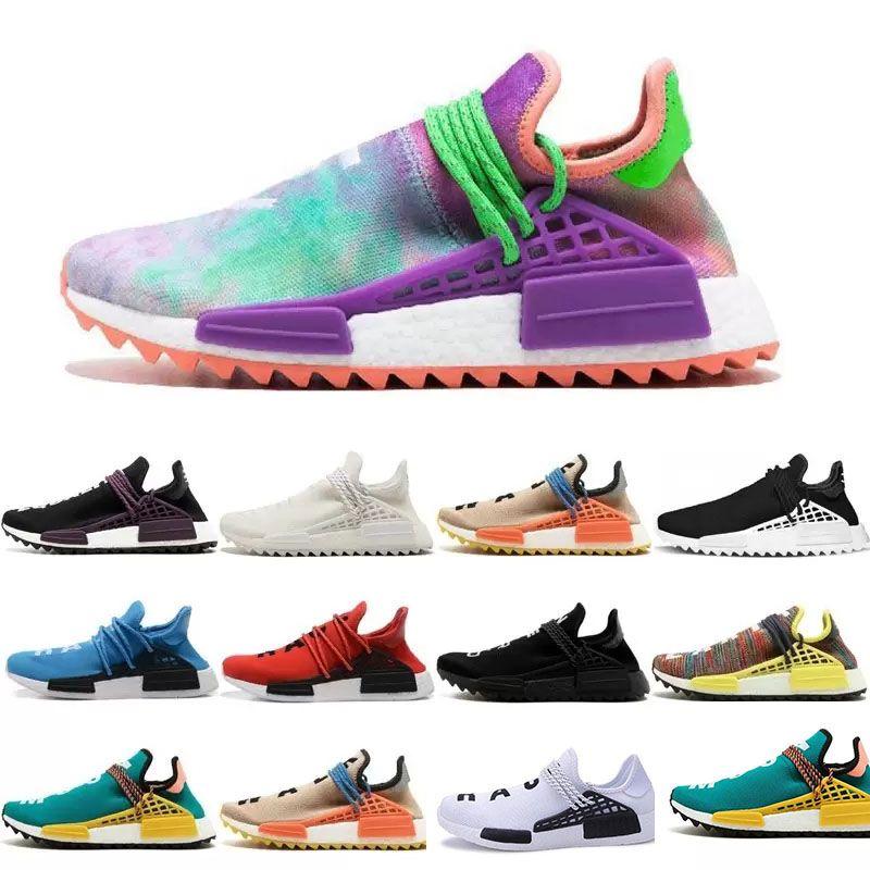 71fd712c 2019 Barato Al Por Mayor NMD Online Human Race Pharrell Williams X NMD  Calzado Deportivo Para Correr, Descuento Athletic Womens Barato Zapatos  Para Hombre ...