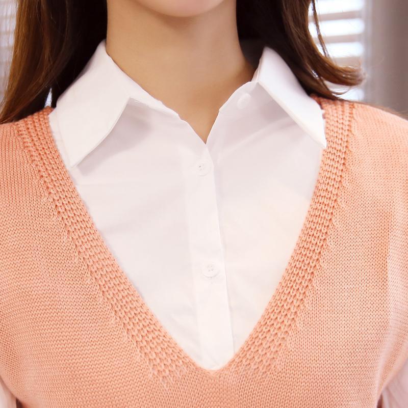 2017 frühling Herbst Neue Frauen Weste V-ausschnitt Solide Qualität Pullover Frauen Gestrickte Weste Q1043